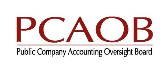 Public Company Accounting Oversight Board logo